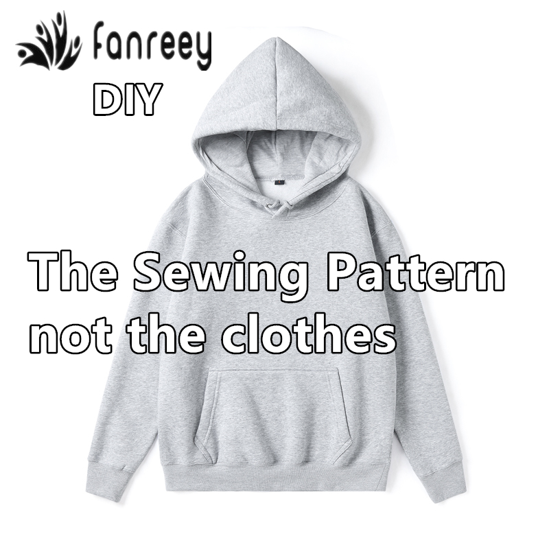 Pattern For Sewing Sport Sweater For Men And Women Free Patterns Sewing WW-M713