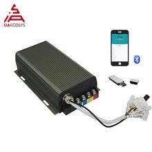 Miễn Phí Vận Chuyển Sabvoton SVMC 72150 Bộ Điều Khiển Thích Hợp Cho 3000W 72V 150AElectric Xe Đạp Xe Máy Có Bluetooth Adapter