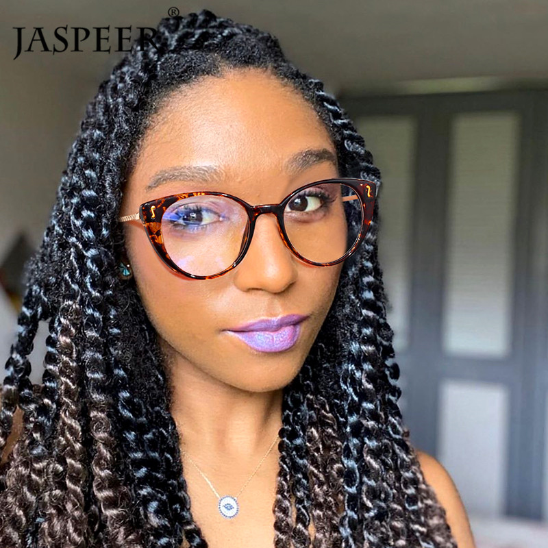 Designer Cat Eye Glasses Frames for Women