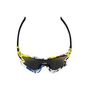 Image 2 - 2020 spolaryzowane okulary rowerowe rower sportowy okulary rowerowe MTB rower Peter okulary rowerowe okulary Gafas Ciclismo