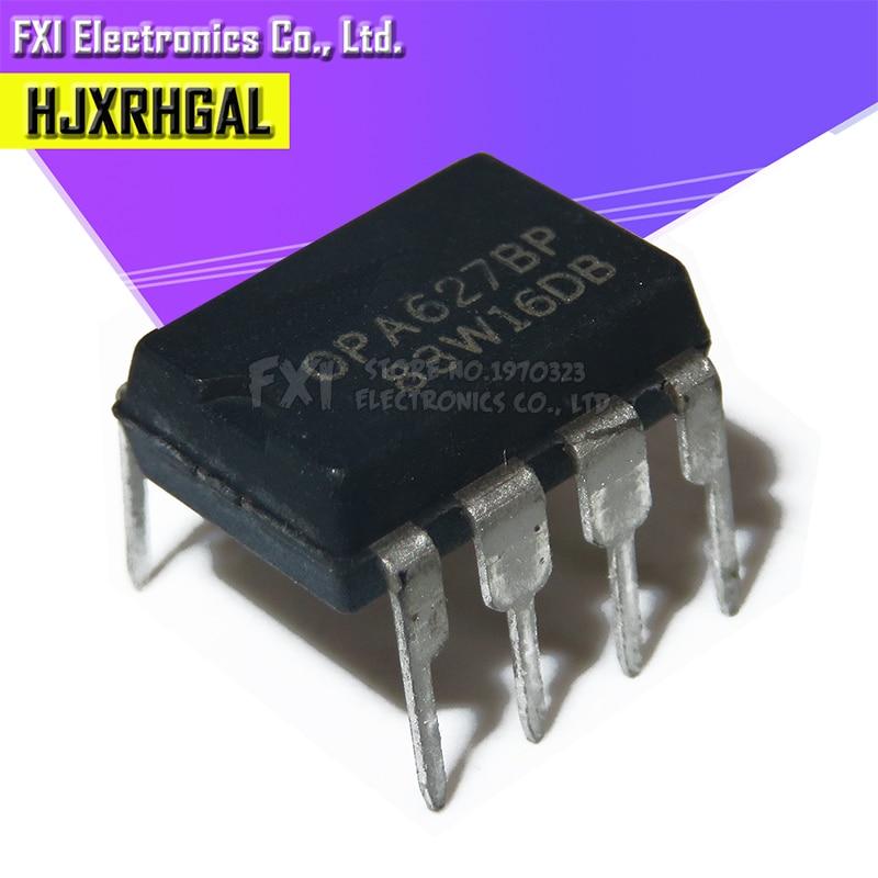 2PCS OPA627BP OPA627B DIP8 DIP OPA627 Precision High-Speed Difet OPERATIONAL AMPLIFIERS