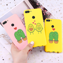 Case For Huawei Honor 8S 8A 8C 8X 9 10 Lite 9X 20 Pro 6A 6C 6X Honor 7A 7C 7X V10 V20 Candy Fruit Lovers Patterned Cover candy fpe 602 6x