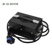Alta potência 1800 w 48 v 60 v 72 v 20a pode ônibus ev bateria carregador rápido para moto elétrica e motocicleta