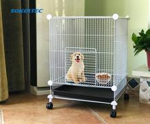 Aviary For Pet Fence For Dog Fitting For Cat Urine Bowl Playpen Cage Products Security Gate For Rabbit With Wheels