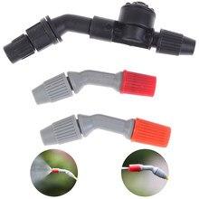 Boquilla de pulverización Ajustable, repuestos de cono Weedkiller, reemplazo para lanza pulverizador, hogar, suministros de riego, pulverizador, herramienta de cabezal