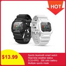 696 X12 ECG+PPG Smart Watch Ip68 Waterproof Fitness Sport