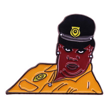 RuPauls Drag Race Latrice Royale Tuckahoe   Prison for Ladies Soft Enamel Pin Badge Get Those Nuts Away from My Face Brooch