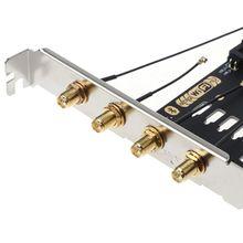 2021 Новый 1 комплект двухдиапазонный BCM94331CD/BCM94360 Wi-Fi Bluetooth адаптер беспроводная карта для ПК