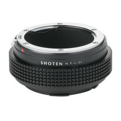 SHOTEN adapter for Nikon F mount lens to Leica T TL TL2 CL SL SL2 Panasonic S1 S1R S1H Sigma fp L Lenses