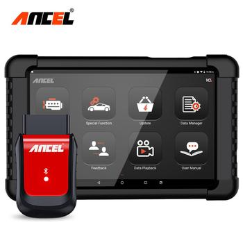 ANCEL X6 OBD2 Scanner Car Diagnostic Tool ABS Oil EPB DPF Throttle Injector Airbag Reset Full Systems OBD2 Scanner Free Update