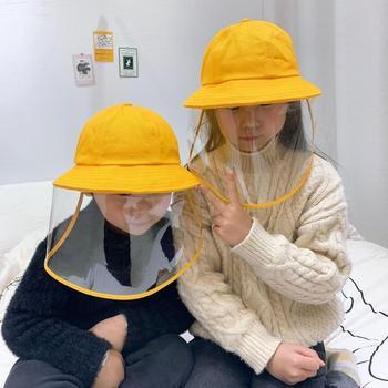 Пыленепроницаемый защитный чехол для лица с защитой от брызг, уличная Рыбацкая шапка 1