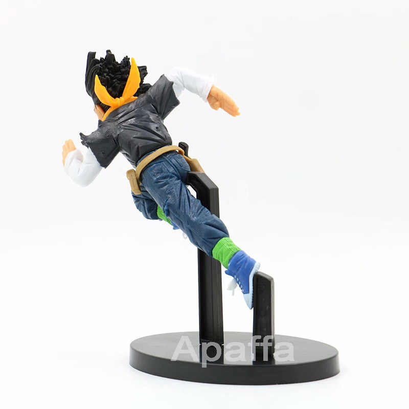 2019 Dragon Ball Z Android 17 Action Figure Toys Correndo Ver. DBZ Goku Lazuli PVC Coleção Modelo Lutador 17 centímetros Presente
