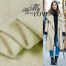 Special Sales High Quality Full Cashmere Fabrics Overcoat Fabric Fall and Winter Coat Wool Fabric