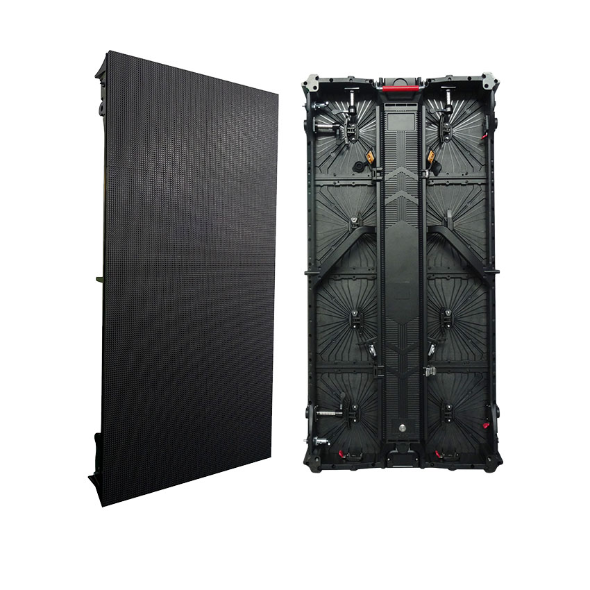 Full Color Stage Rental Video Screen Digital P4.81 Led Outdoor Display