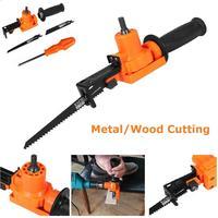 Casa portátil reciprocating saw metal ferramenta de corte de madeira acessórios da ferramenta elétrica acessório da broca ferramenta elétrica drop shipp