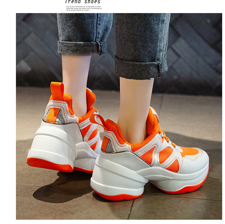 Luxury Women Sneakers Mixed Color 5