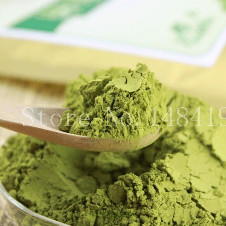 โปรโมชั่น! 200G Matchaผงชาเขียวอินทรีย์ธรรมชาติ 100% Slimmingชา