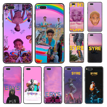 Jaden Smith Phone case For Xiaomi Mi 6 8 9 A1 2 3 Max3 Mix2 Mix2S X T Lite Pro black fashion shell tpu waterproof painting image