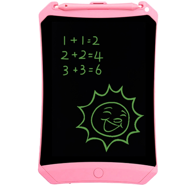 HOT-11 Inch Handwriting Tablet LCD Lcd Graffiti Writing Board Office Supplies Stationery Notepad Light Energy Small Blackboard