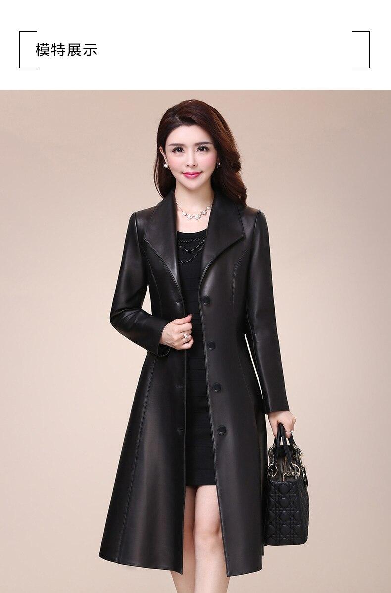 Nerazzurri primavera outono longo preto falso casaco