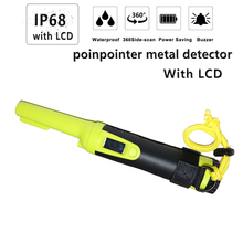 Professional GP360 pin pointer Metal Detector fully Waterproof all terrain pinpointing