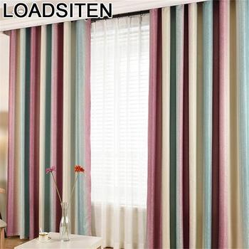 Bedroom Dormitorio Modernas Voilage Fenetre Visillos De Window Living Room Rideau Cortinas Luxury Rideaux Pour Le Salon Curtains