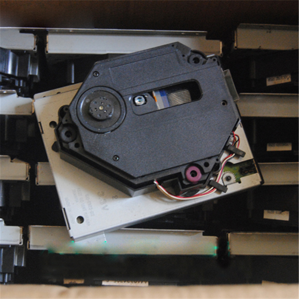 Tüketici Elektroniği'ten Yedek Parçalar ve Aksesuarlar'de GD ROM disk sürücüsü Sega Dreamcast DC oyun makinesi yedek oyun konsolları sürücü tamir parçaları title=