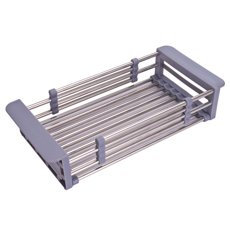 Sink Water Filter Rack Drain Basket Stainless Steel Kitchen Sink Basket Sink Sink Drain Basket Scalable