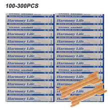 100-300PCS Better Breath Nasal Strips Right Aid Stop Snoring Nose Patch Good Sleeping Patch Product Easier Breath Random Pattern