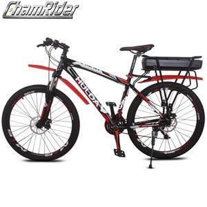 Image 5 - Caja de batería para bicicleta eléctrica, 48V, 36V, 52V, 5V, USB, doble capa, portaequipajes, Shanshan, SSE 078 de plástico, 10S10P, 13S8P