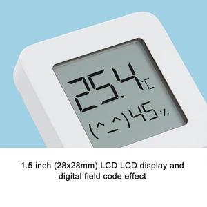 Image 5 - XIAOMI termómetro Digital Mijia 2, inalámbrico por Bluetooth, higrómetro eléctrico inteligente, funciona con la aplicación Mijia