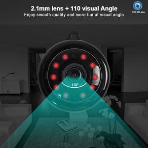 Image 3 - Awaywar Mini HD 720P Wifi IP Không Dây Tại Nhà An Ninh Mạng Camera Quan Sát Giám Sát Micro Camera Hồng Ngoại Nhìn Đêm Cho Bé màn Hình