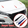 Car Door Protector Anti Collision Strip For Audi Q5 SQ5 Q7 Sline A3 8V 8P A4 B8 B7 B9 A5 Quattro A6 C6 C7 A7 Edge Bumper Guard