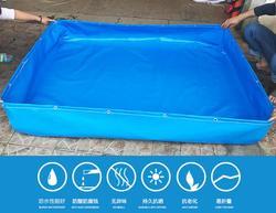 customize multi-size swimming pool .fish pond, rainproof tarpaulin,canvas,tarp, cart trailer waterproof cover