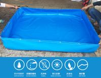 thick 0.6mm customize multi size swimming pool cloth.fish pond, rainproof tarpaulin,canvas,tarp, cart trailer waterproof cover