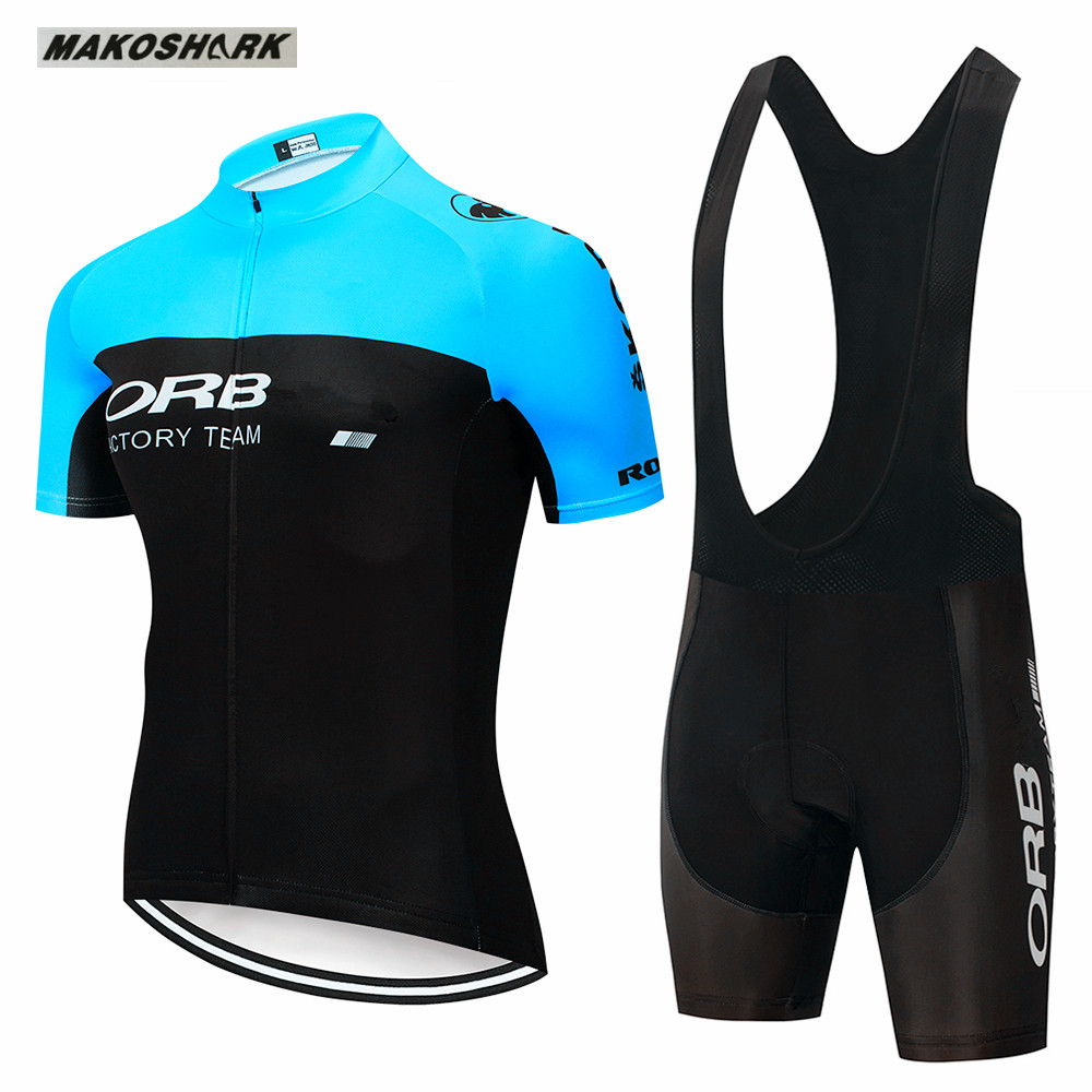 New Cycling Sports Men/'s Jersey Bike Shirt Ropa Ciclismo Maillots Short Clothing