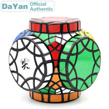 DaYan 30 Axis Wheel Magic Cube Wisdom/Intelligence Professional Neo Speed Puzzle Antistress Fidget Educational Toys For Children