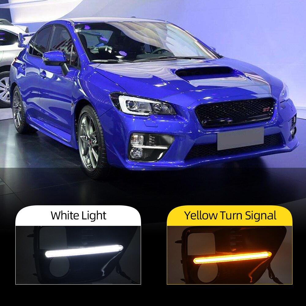 Fits Subaru Trezia White 4-LED Xenon Bright ICE Side Light Beam Bulbs Pair