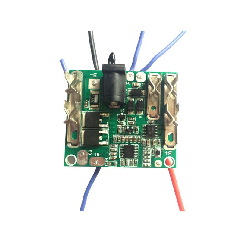 5S BMS 18V 21V Lithium Pack Li-Ion Battery Charging BMS Protection Board Protection Circuit Module For Power Tools Hand Drill