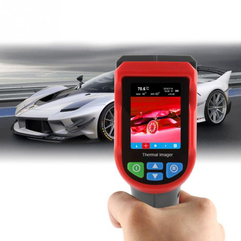 Portable Infrared Thermal  Camera With Handheld Design For Imager Measuring Tools 12