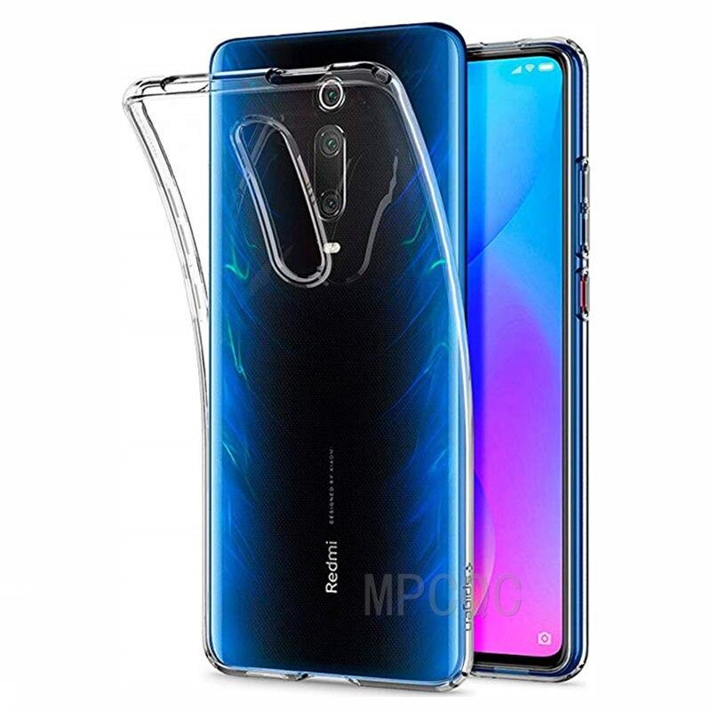 Luxury Crystal Cases For Xiaomi Mi 9T Pro Back Soft Phone Case Funda Clear Silicone TPU For Xiaomi Mi9t Mi 9 T Pro  Coque Cover