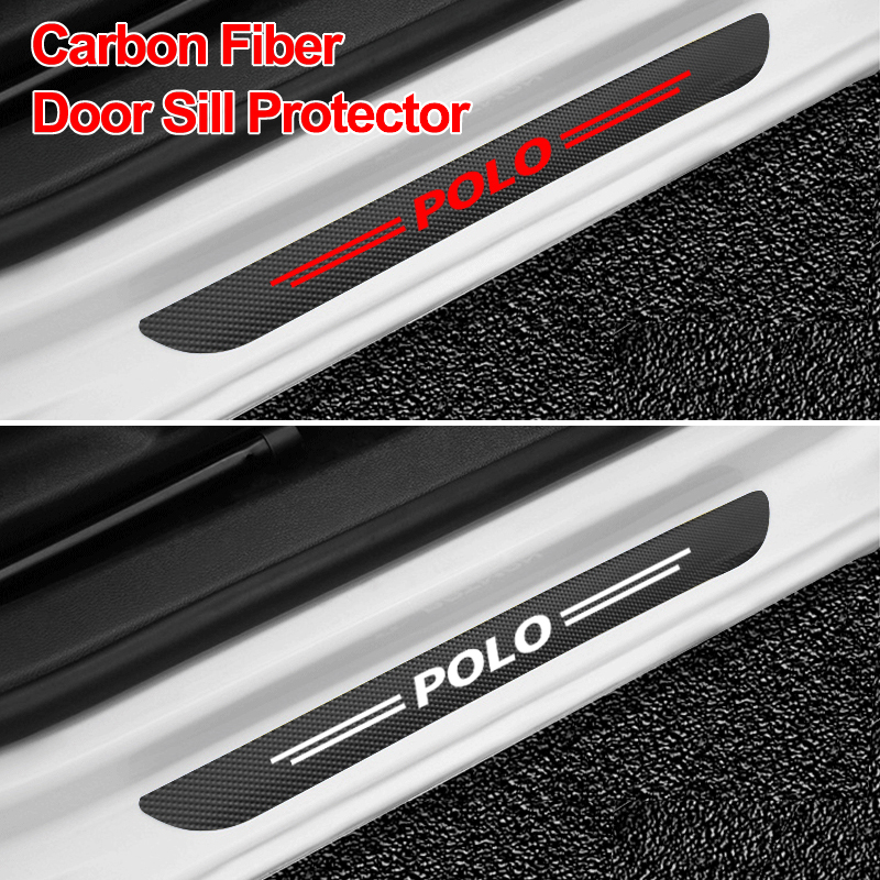 Voiture autocollant Poign/ée de porte en fibre de carbone int/érieur Couvrir le bol Garniture Stickers Stickers d/écoratifs de Honda Civic 10 Gen
