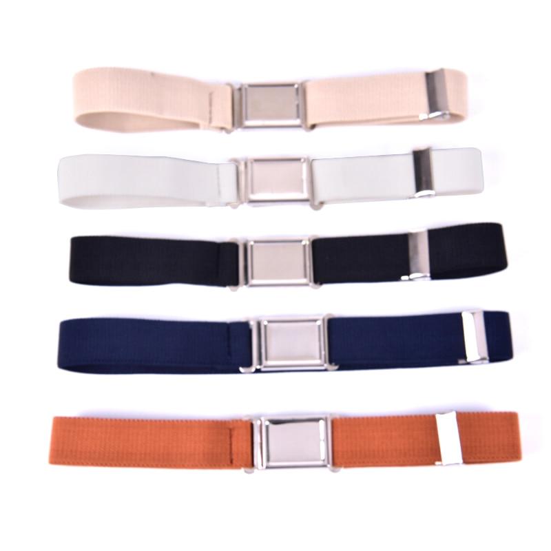 Stretch Western Strap   Belt   Kids Children Cinch Waistband Adjustable Elastic Canvas   Belts   For Boys Girls Cummerband