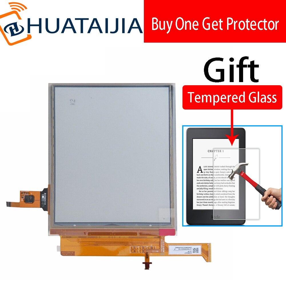 ED060XH7 100% nowy wyświetlacz LCD + dotykowy dla ONYX BOOX Vasco da Gama onyx boox darwin 6 panel dotykowy + czytnik książek LCD Eink Carta 2