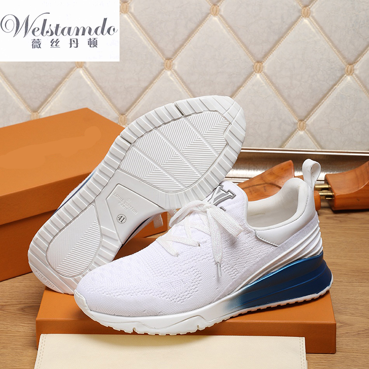 2019 Race Runners Trainers Lace-Up Casual Shoes With Dust Bag Mens Luxury Shoes Men Designer Shoes Leather Shoes Men Sneakers