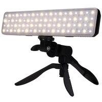 Nuevo https://ae01.alicdn.com/kf/H8faa9ee54de643ca9e454a5000c1d50aX/80 LED ultrafino palo de hielo de mano LED Luz de vídeo 3200 k 5600 k.jpg