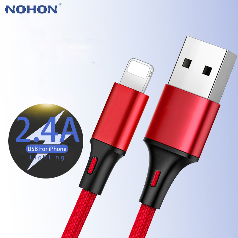 50cm 1m 2m 3m Data USB Charger Fast Cable for iPhone XS Max X XR 5 S 6S 6 7 8 Plus iPad mimi Origin Phone short long wire Charge|Mobile Phone Cables| |  - AliExpress