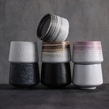 LUWU – tasse à thé en céramique, grande capacité, tasses à thé en porcelaine, tasse kung fu chinoise, 170ml