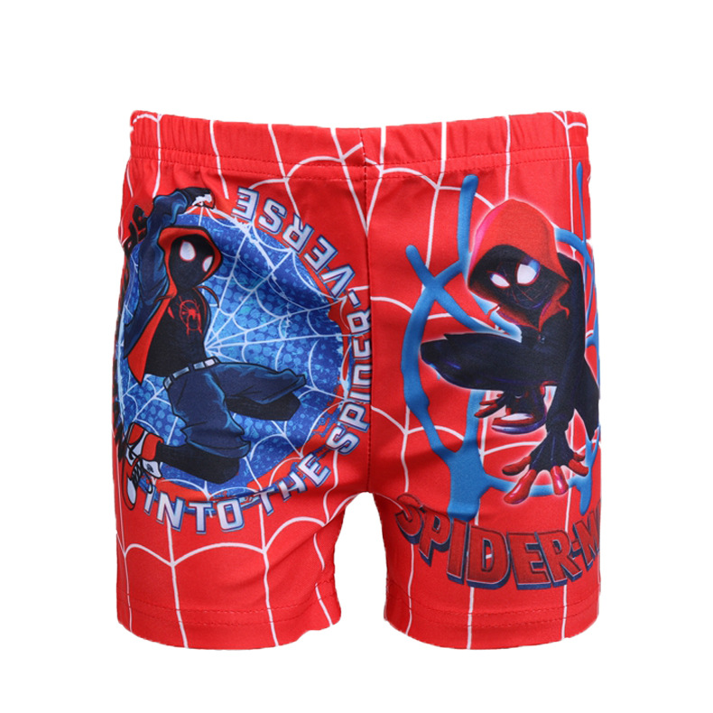 CHILDREN'S Swimming Trunks BOY'S Swimming Trunks 2019 New Style Swimming Trunks Spider Shorts Europe And America 006