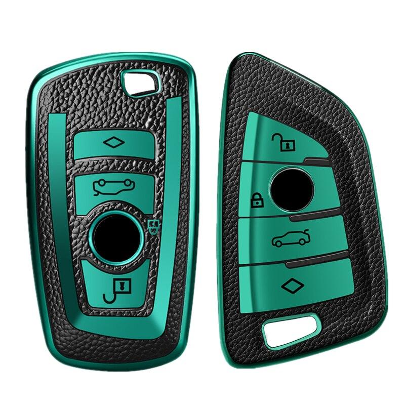 Fashion New hot sale Soft tpu Car Remote Key Case Cover For BMW 1 2 3 4 5 6 7 Series X1 X3 X4 X5 X6 F30 F34 F10 F07 F20 G30 F15